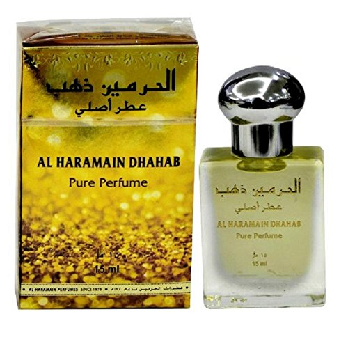 AL HARAMAIN DHAHAB 15 ML ATTAR / ITTAR - shoper2shoper.com