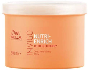 Wella Professionals Invigo Nutri-Enrich Mask, 500mL - shoper2shoper.com