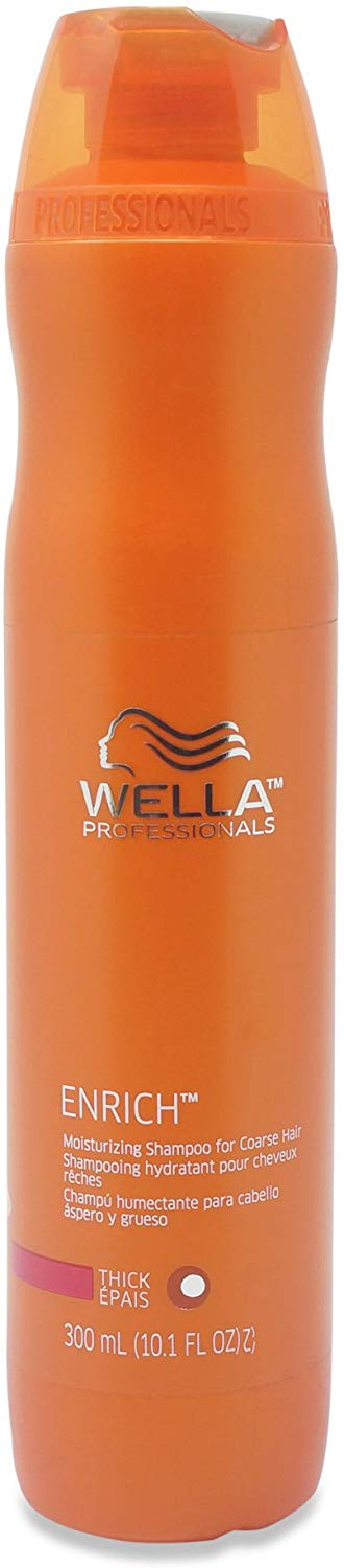 Wella Professionals Enrich Volumizing Shampoo, 300ml - shoper2shoper.com