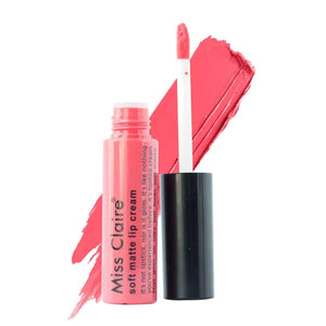 Miss Claire Soft Matte Lip Cream, (30) - shoper2shoper.com