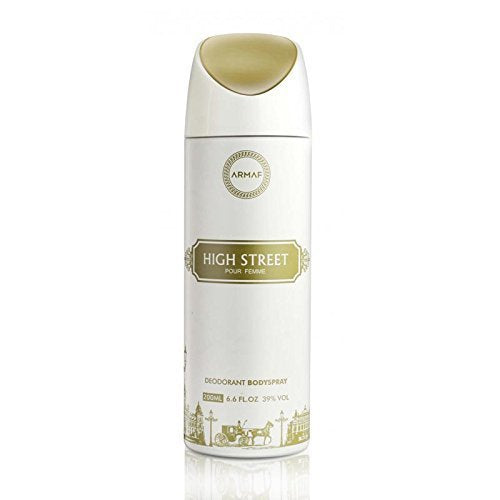 Armaf High Street Deodorant for Women, 200ml - shoper2shoper.com