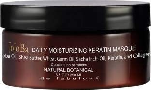 Amazon Series Jojoba Daily Moisturizing Masque, 250ml