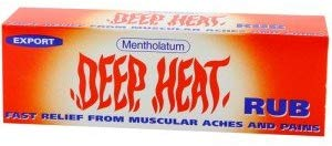 Deep Heat Mentholatum Rub Fast Relief 100gm - shoper2shoper.com