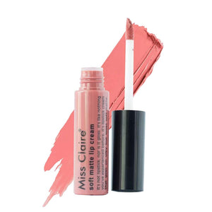 Miss Claire Soft Matte Lip Cream, 31 Pink, 6 g - shoper2shoper.com