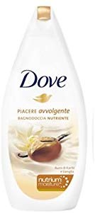 Dove Purely Pampering (Shea Butter and Vanilla) Nourishing Body Wash (500 ml) - shoper2shoper.com