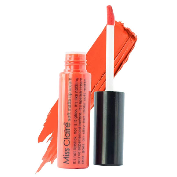 Miss Claire Soft Matte Lip Cream - 33 - shoper2shoper.com