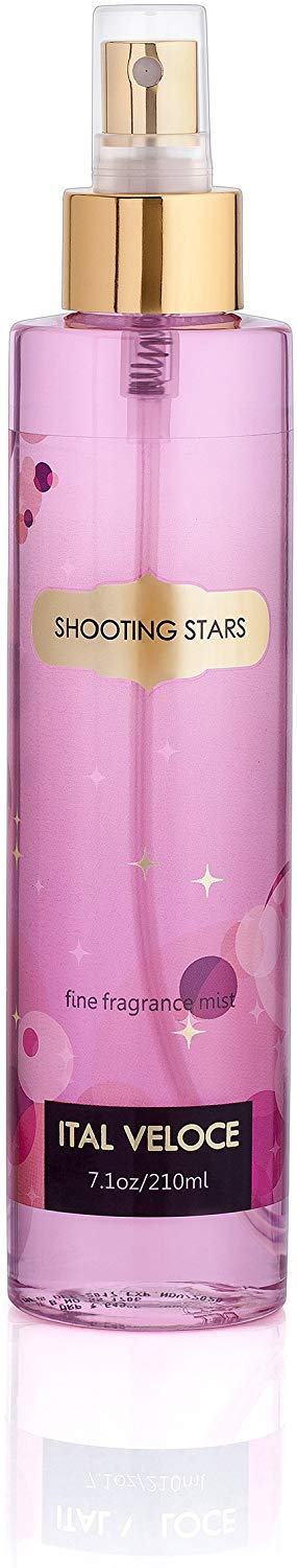 Ital Veloce Shooting Stars Fine Fragrance Mist/Body Spray/Body Mist For Women/Girls 210 ml - shoper2shoper.com