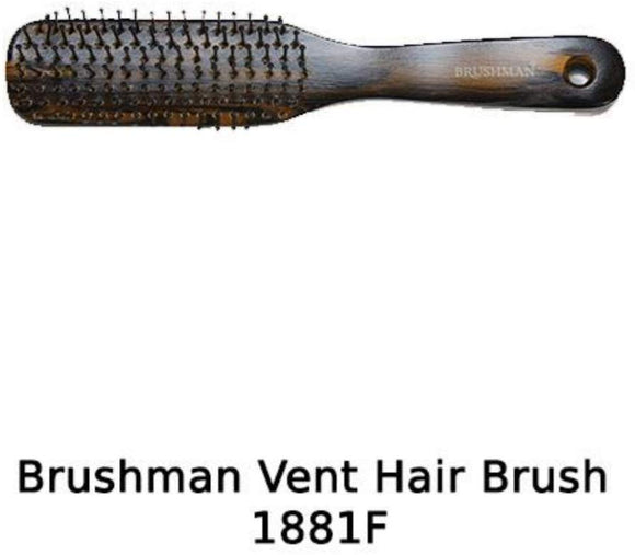 Brushman Vent Hair Brush 1881F - shoper2shoper.com