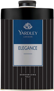Yardley London - Elegance Deodorizing Talc for Men, 250g - shoper2shoper.com