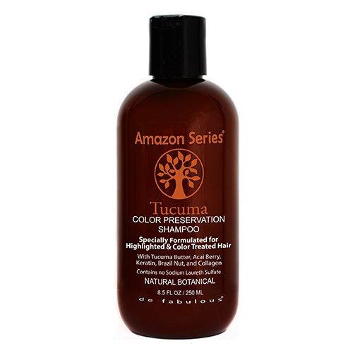 Amazon Series Tucuma Color Preservation Shampoo, 250ml