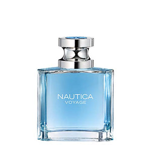 Nautica Voyage By Nautica For Men. Eau De Toilette Spray 3.4 Fl Oz - shoper2shoper.com
