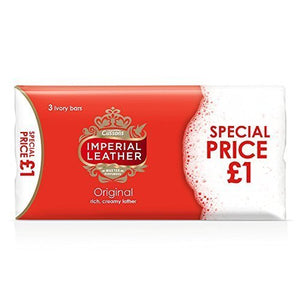 Imperial Leather Soap Original 6 X 100g