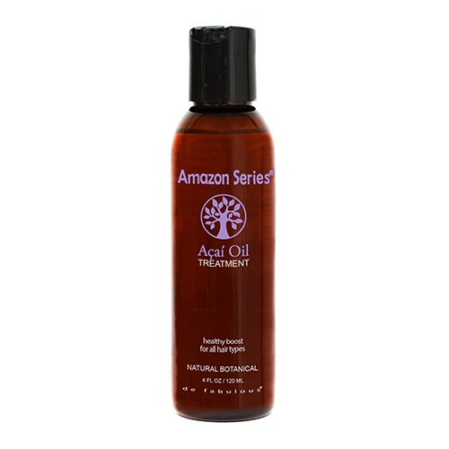Amazon Series Acai Oil Treatment, 4 Fluid Ounce