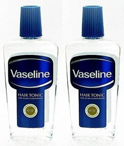 Vaseline Hair Tonic & Scalp Conditioner (Hair Oil) 300 Mlx2 (Pack Of 2) - shoper2shoper.com