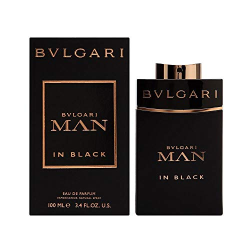 Bvlgari Man in Black Eau de Parfum Spray for Men, 3.4 Ounce - shoper2shoper.com