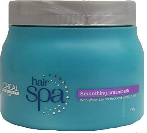 L'oreal Hair Spa Smoothing Creambath, 490g - shoper2shoper.com