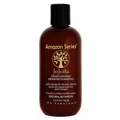 Amazon Series Jojoba Moisturizing Shampoo, 250ml