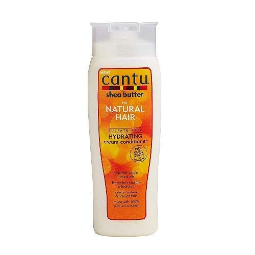 Cantu Shea Butter for Natural Hair Hydrating Cream Conditioner, 13.5 Ounce - shoper2shoper.com