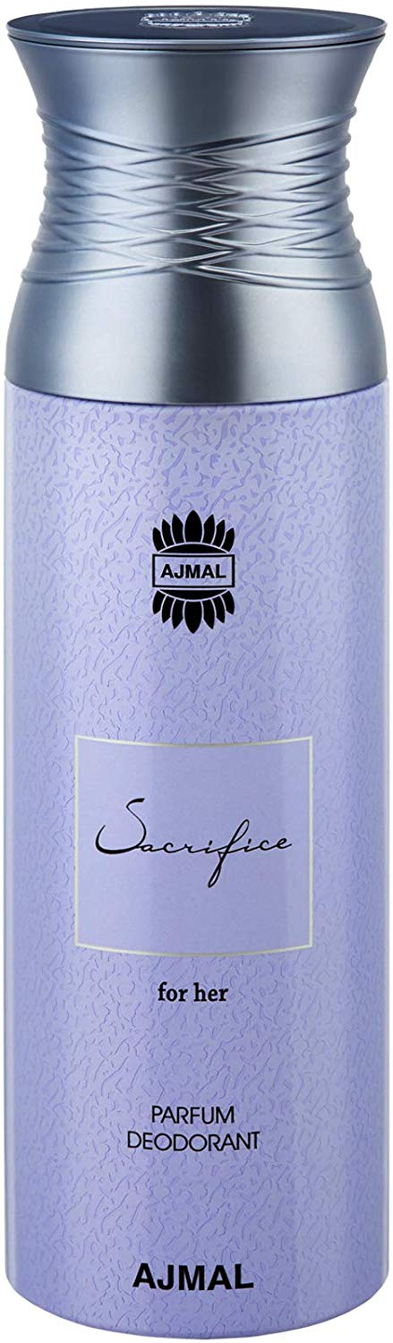 Ajmal Sacrifice For Her Deodorant 200 ml - shoper2shoper.com