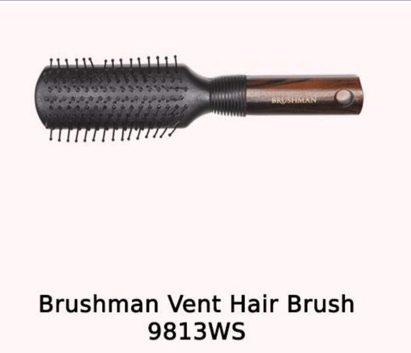 Brushman Hair Brush 9813WS - shoper2shoper.com
