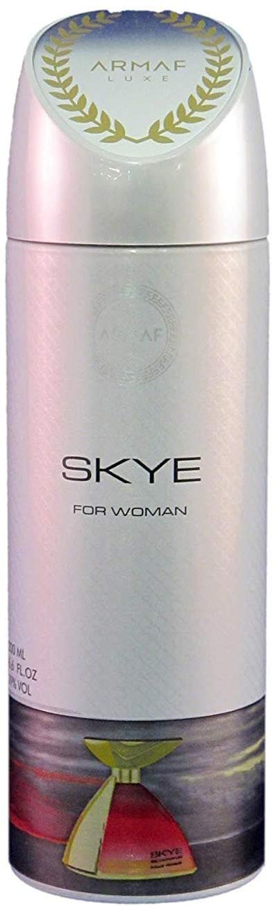 Armaf SKYE Deodorant body spray foe women 200 ML - shoper2shoper.com