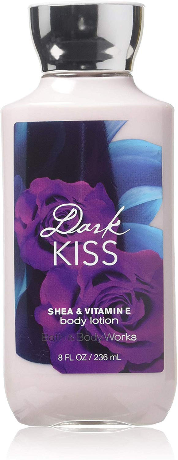 Bath & Body Works Signature Collection Body Lotion Dark Kiss - shoper2shoper.com