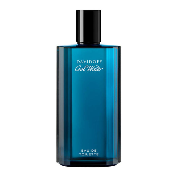 Davidoff Cool Water Eau De Toilette, Blue, 125ml - shoper2shoper.com