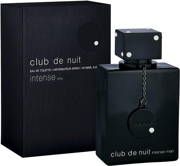 Armaf Club De Nuit Intense Men's EDT Perfume, 105ml - shoper2shoper.com