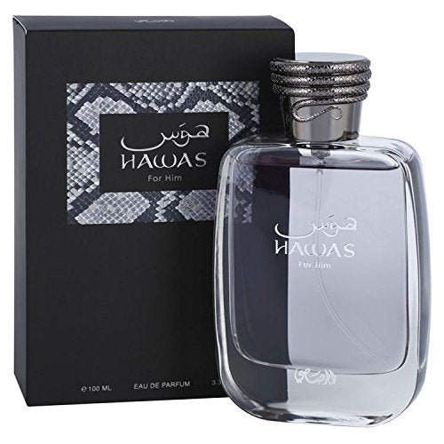 Rasasi Hawas for Men EDP - Eau De Parfum 100ML (3.4 oz) - shoper2shoper.com
