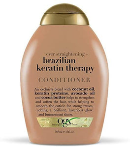 OGX Brazilian Keratin Therapy Conditioner 385ml - shoper2shoper.com