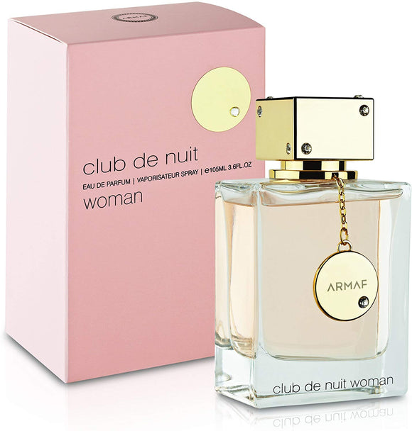 Armaf Club De Nuit EDP for Women, 105 ml - shoper2shoper.com