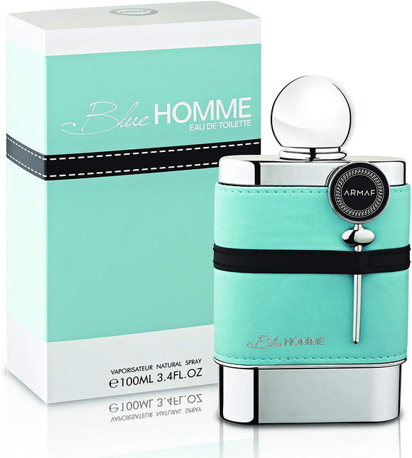 Armaf Blue Homme Edt for Men, 100 ml - shoper2shoper.com