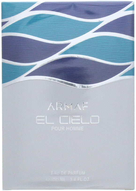 Armaf El Cielo Pour Homme Perfume For Men 100 ML EDP - shoper2shoper.com