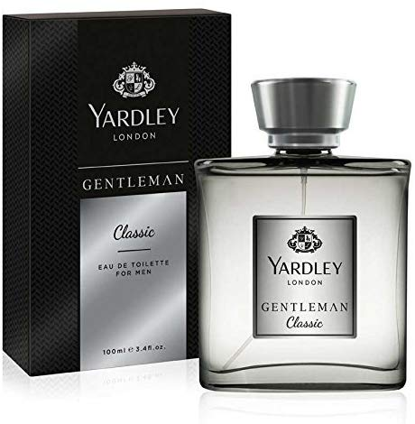 Yardley London Gentleman Fresh Woody Classic Perfume for Men, 100ml - Pack of 1 - shoper2shoper.com