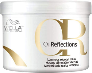 Wella Oil Reflections Luminous Re-Boost Mask, 16.91 Ounce - shoper2shoper.com