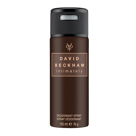 Beckham Intimately Deodorant Spray for Men, 150ml - shoper2shoper.com