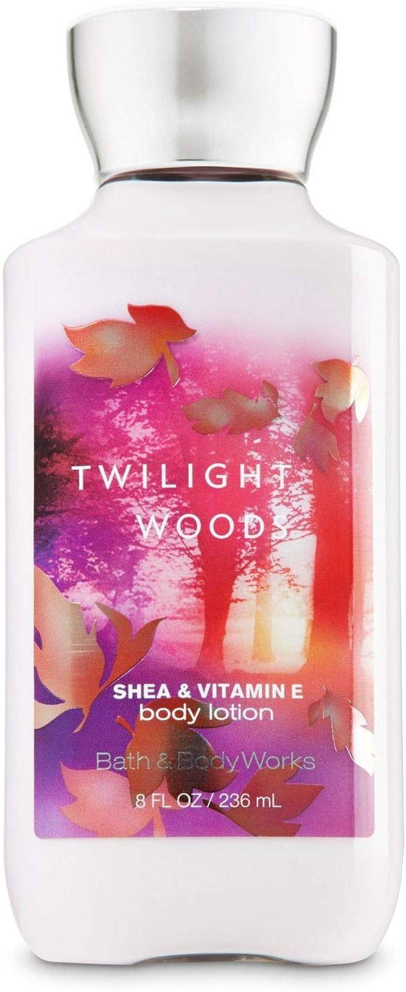 Bath & Body Works Signature Collection Body Lotion, Twilight Woods, 236ml - shoper2shoper.com
