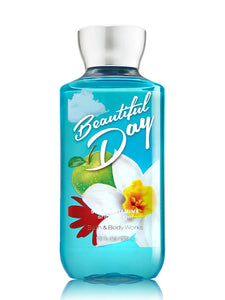 Bath & Body Works Beautiful Day Shower Gel 10 Oz - shoper2shoper.com