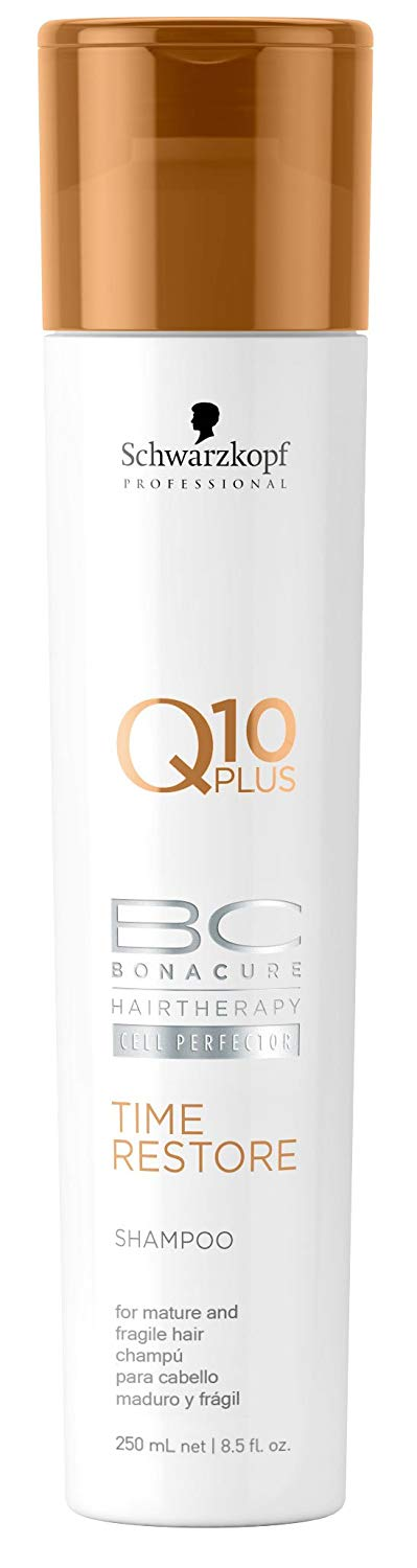 Schwarzkopf Q 10 Plus BC Bonacure Hair Therapy Cell Perfection Shampoo, 250ml