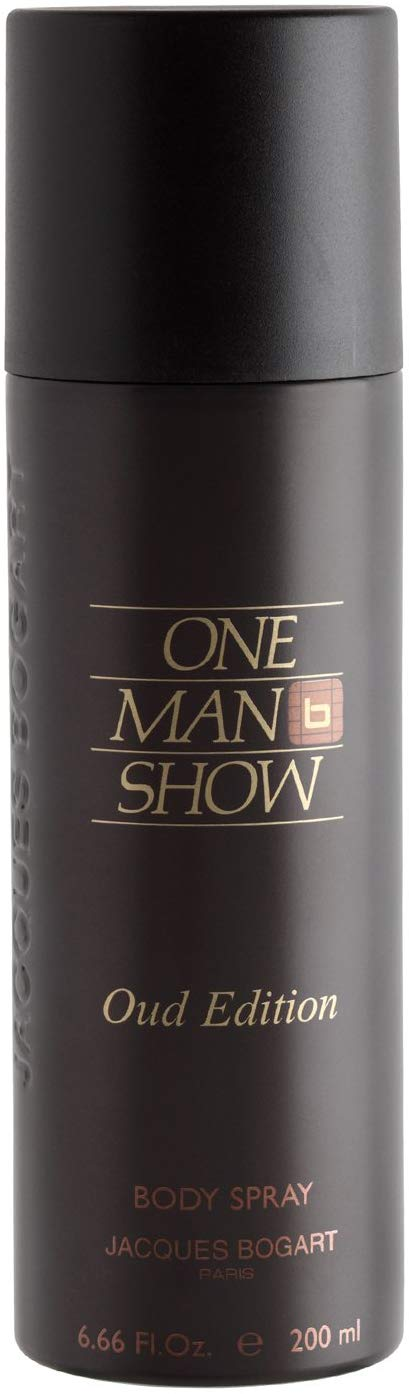 Bogart One Man Show Oud Deo, 200ml - shoper2shoper.com