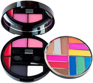 Miss Claire Miss Claire Make Up Palette 9943, Multi, 24.3 Grams, 24 g - shoper2shoper.com