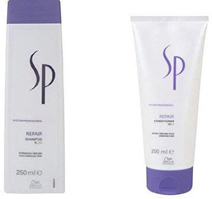Wella System Professional Smoothen Shampoo 250 ml & Conditioner 200 ml (Pack of 2) - shoper2shoper.com