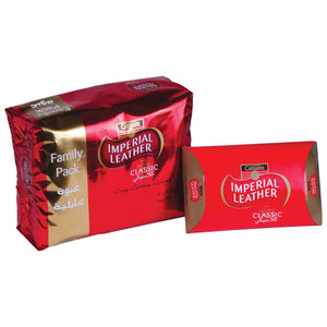 Imperial Leather Soap (Classic) Pack of 4, 175g