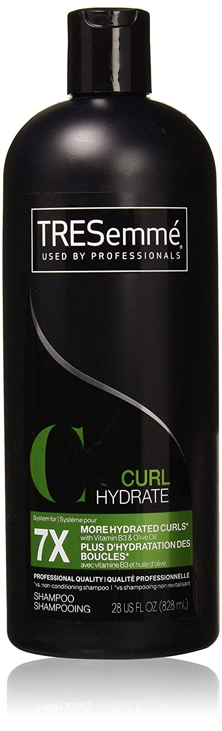 tresemme shampoo flawless curl hydration 28 ounce (828ml) - shoper2shoper.com