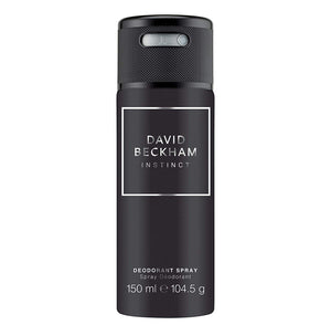 Beckham Instinct Deodorant Spray, 150 ml - shoper2shoper.com