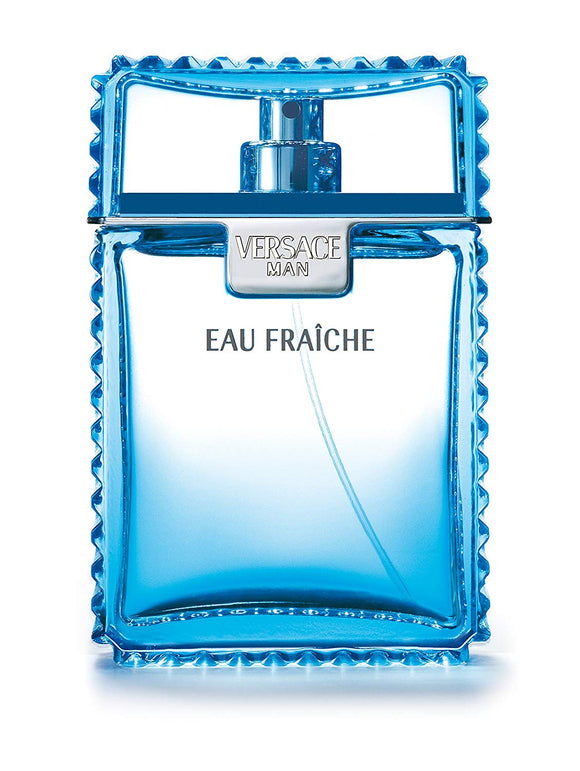 Versace Eau Fraiche Eau De Toilette for Men, 100Ml - shoper2shoper.com