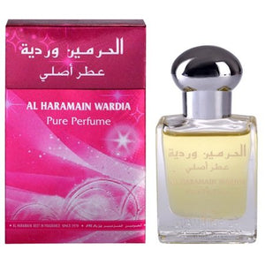 "Original Imported Al Haramain ""Wardia"" Concentrated Perfume Oil, 15 ml Attar - shoper2shoper.com"