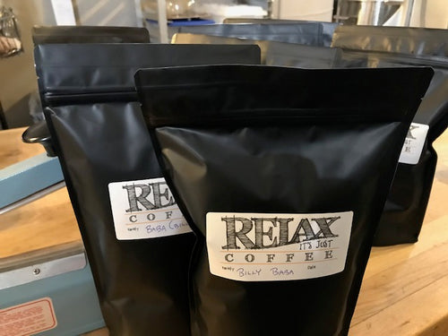 Billy Baba O'R (THE Relax House Blend)