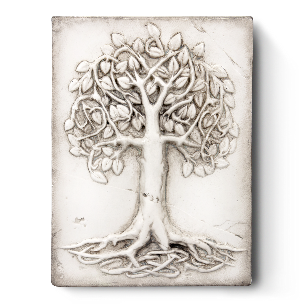 Celtic Tree Of Life T406 Sid Dickens Memory Block