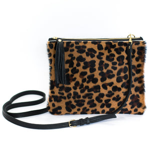 Jaguar Crossover Leather Bag